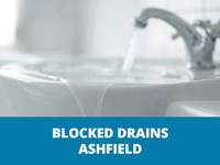 blocked drains ashfield