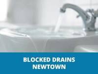 blocked drains newtown thumb