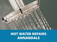 hot water repairs annandale