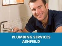 plumbing services ashfield