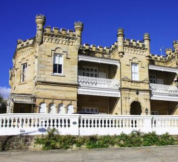 rose bay castle