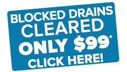 blocked drains cleared offer